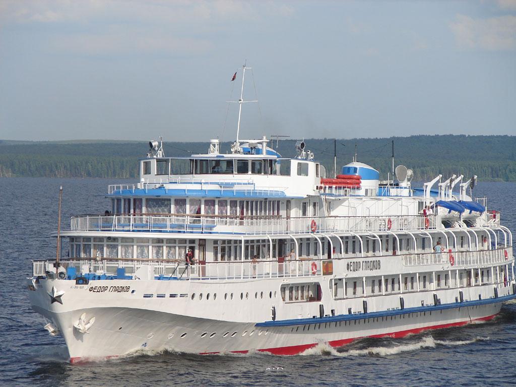 170 лет исполняется сегодня судоходной компании волжское пароходство